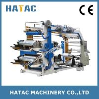 China Automatic POS Paper Printing Machine,Thermal Paper Printing Machine,Plastic Film Printing Machine on sale