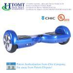 China Самокат Ховербоард баланса собственной личности 2 колес с диктором Блуэтоотх колеса 6,5 дюймов с шикарной лицензией wholesale