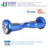 """China """"trotinette"""" Hoverboard do equilíbrio do auto de 2 rodas com o orador de Bluetooth da roda de 6,5 polegadas com licença chique wholesale"""