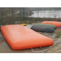 China 950gsm PVC Collapsible Water Storage Tank Easy Fold Huge Capacity on sale