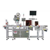 China Adjustable Automated Labeling Machines , Clothing Tag / Cards Label Printing Machine wholesale