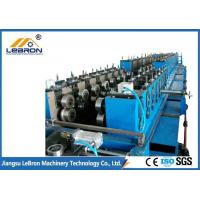 China Blue color PLC Control Automatic Cable Tray Roll Forming Machine new type made in china long time service wholesale