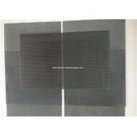 China Gr1 MMO Titanium Anode mesh plate for Sodium Hypochlorite Generator on sale