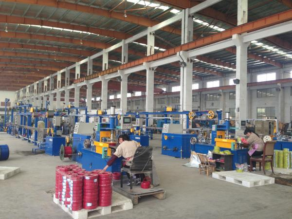 Quality DC 3 phase Annealing Type PVC Extrusion Machine Extrude BV Building Wire for sale