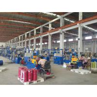 China DC 3 phase Annealing Type PVC Extrusion Machine Extrude BV Building Wire wholesale