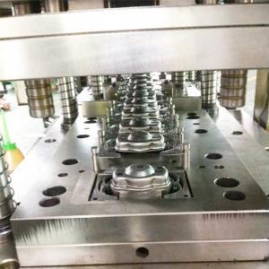 China 0.5 Mpa Metal Stamping Press Machine , Stainless Steel / Aluminum Sheet Metal Stamping Machine wholesale