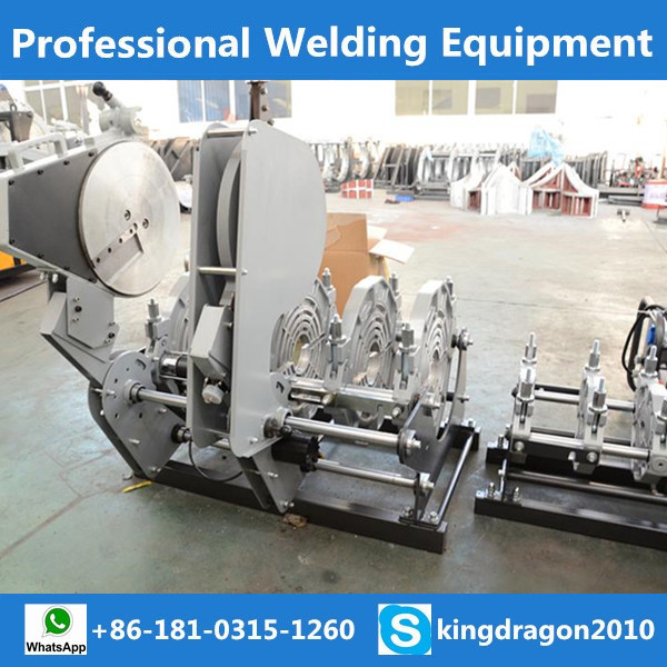 Quality hydraulic butt fusion welding machine for sale