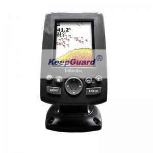 Buy cheap 23/150 のトランスデューサーが付いている携帯用 Lowrance のエリート 3x 色の Fishfinder from wholesalers