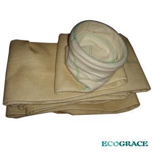 China Dust bag filter Nomex filter bag applied for cement kiln ,Asphalt mixing plant wholesale