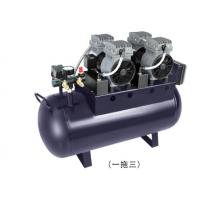 90L Air Container Volume /Oilless and Noiseless /Dental Air Compressor