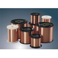 0.4 - 0.8mm Solderable Polyurethane Enameled Copper Wire
