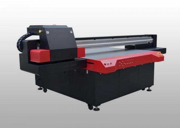 Quality Industrial Purpose large format flatbed printer , digital color printing machine for sale
