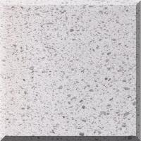 China scratch resistant, acid resistant Shiny Artificial Granite Tiles for Countertops, tables wholesale