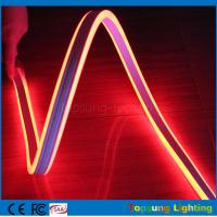 China 230V double side led neon flex red color for signs wholesale