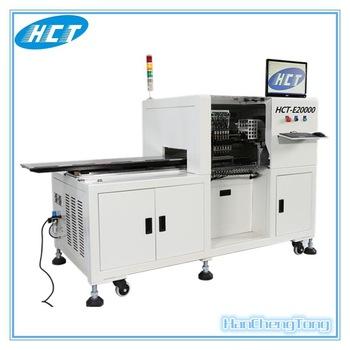 pcb component placement machine