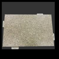 China ASTM D3363 B117 Aluminum Veneer Panel With Marble Granite Texture Light Weight High Rigidity on sale