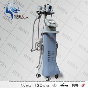 China Frequency 13.6Mhz Vacuum Body Sculpting Machine Body Shaping Velashape Machine on sale