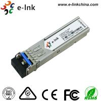 China Dual Fiber SFP Optical Transceiver Module , 4.25G Single Mode 1 Gbe Sfp Lx Fiber Transceiver on sale