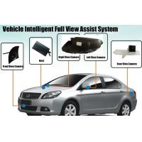 Wide Angle Car Reverse Camera System with DVR For Toyota Highlander