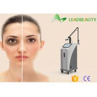 Q Switch CO2 Fractional Laser Machinet for Skin Tightening / resurfacing