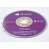 China Paper Box 32 Bit 64 Bit Original Microsoft 10 Pro Windows OEM Software 64 Bit Activation Globally wholesale