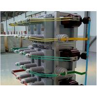 China Frame Type High Voltage Capacitor Bank Reactive Power Compensator 10kV Indoor for sale