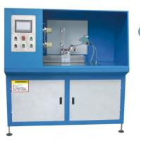 China Full Automatic Twin Shaft Rubber Gasket Cutting Machine In Blue Color wholesale