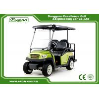 China Green Hunting 4 Passenger Golf Cart Fuel 48V Battery 275A Controller on sale
