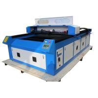 China Large Advertising Sign Board Co2 Laser Engraving Cutting Machine 4*8 Feet 1300*2500mm on sale