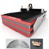 China 700 Watt Stainless Steel Fiber Laser Cutting Machine 0.2mm - 10mm Cutting Thickness wholesale
