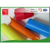 China Colored Plastic Hook and Loop double sided adhesive hook and loop transparent color wholesale