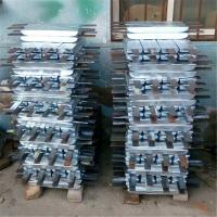 Silver Marine Anode Outfitting Equipment Aluminum Zinc Anode Wear Resistant
