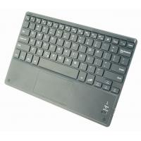 China Rugged ABS Bluetooth wireless keyboard with touch pad mouse on sale