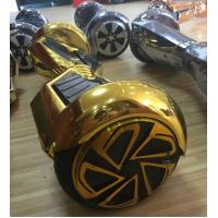 China Mini Chrome Electric Scooter With Bluetooth Speaker , Hollow Inflatable Tires wholesale