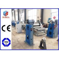 China 10-20 M/Min Molding Speed Conveyor Belt Machine 3-30mm Tape Thickness wholesale