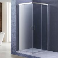 China 8mm Glass Bathroom Shower Enclosures , 1900MM height Corner Shower Cubicles on sale