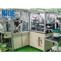China Customized Fully Auto Electric Motor Armature Rotor Production Line With High Efficiency wholesale