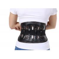 China Leather Waist Support Belt Waist Protection Relief Back Pain Medical wholesale
