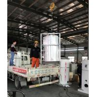 China Vertical Waste Oil Burner Fired Hot Water Boiler High Performance Easy Installation wholesale