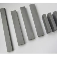 China K10 K20 K30 Cemented Tungsten Carbide Strips For Cutting Tools Customized Size on sale