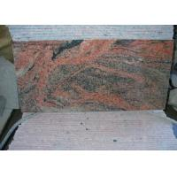 China Multi Color Red China Nutral Stone  Granite 12X12 Paving facing the cap tiles slabs wholesale