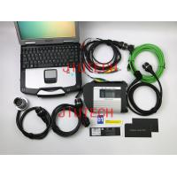 China For MB SD C4 Benz Heavy Duty Truck Diagnostic Tool Full Set + CF30 wholesale