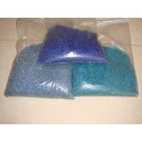 China Blue Glass Bead Pebble for Pool Plaster wholesale