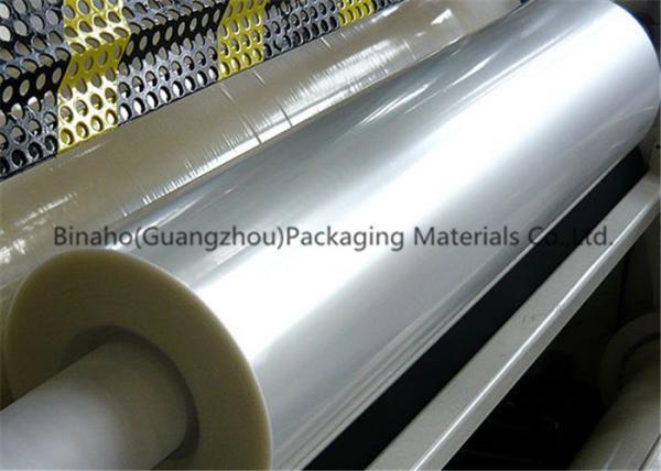Quality Filme plástico revestido dos PVDC transparentes BOPP para o empacotamento de alimento flexível for sale