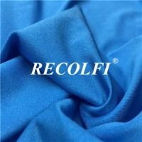 China Antimicrobial Jersey Cloth Material Solid Bright Colors For Women Activewear on sale