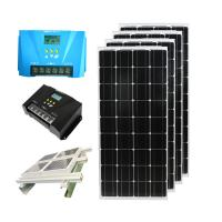 China Normal Solar Panel Aluminum Profile Home Commercial High Efficiency Durable on sale