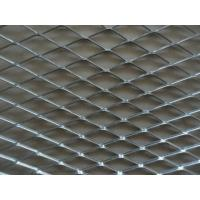 China Iron Board Expanded Steel Mesh Sheets , ISO9001 Expanded Steel Grating wholesale