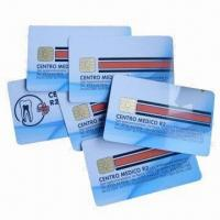 China IC cards/smart cards/chip cards, used in banks and traffic wholesale