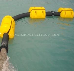 China Sand Dredger Hdpe Floater Plastic Floater wholesale
