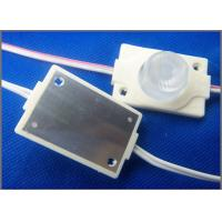 China 1.5W 1LED module light led channel letter decoration lightings for backlight wholesale